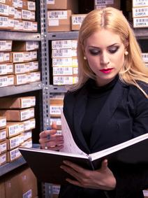 Sales Tax Auditor Shelf Test